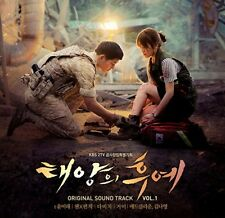Descendants of The Sun OST Everytime CHEN EXO KBS 2TV Drama Song Jung ki Korean