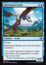4x Hinterland-Sceada (Hinterland Drake) Aether Revolt Magic
