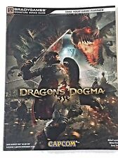 Dragons Dogma Signature Series Guide Capcom Video Game Xbox PS3 Bradygames
