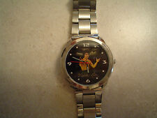 Bruce Lee watch very rare hard to find l never used needs a battery