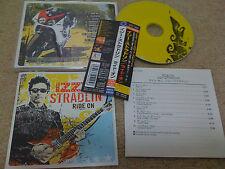IZZY STRADLIN / ride on  /JAPAN LTD CD OBI