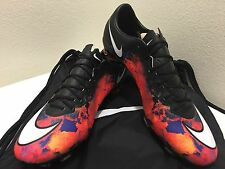 Nike Mercurial Vapor X CR7 ACC FG Soccer Cleats Size 11.5 / UK 10.5