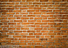 Cloth Photography Backdrop Photopro Photo Studio Background 7X5FT HB19 Red Brick