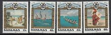 SHIPS: BAHAMAS 1992 Columbus set(5th issue) +MS SG933-6+MS937 n.h.mint