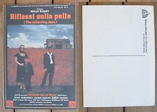 RIFLESSI SULLA PELLE The Reflecting Skin (1990) CARTOLINA POSTCARD 14,5 X 10,5