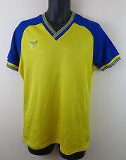 Vtg ERIMA 80s Football Shirt Retro Soccer Jersey Vintage Trikot 5/6 M Medium