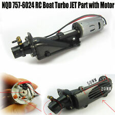 High Quality Electric NQD 757-6024 RC Boat Turbo JET Part w/ 390 Motor Accessor