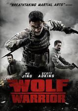 Wolf Warrior,Shi Zhaoqi, Ni Dahong, Wu Jing, Yu Nan, Scott Adkins, DVD
