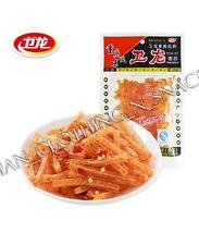 USA Seller: Weilong Chinese Spicy Snack Food Gluten 卫龙辣条香辣条 30bags X 28g