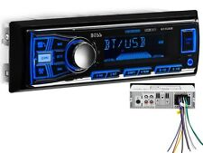 Boss 611UAB In-Dash Digital Media Car Stereo Receiver+Bluetooth+AM/FM/USB/SD/AUX