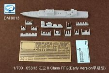 Dream Model 9013 1/700 PLA 053H3 Class FFG Early Version Resin Kits