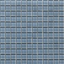 Tile Backsplash 12x12 Sheets Mosaic for Kitchen Bathroom Shower Wall Glass Blue