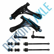 Brand New 8pc Complete Front Suspension Kit:  Pontiac Grand Am/Alero