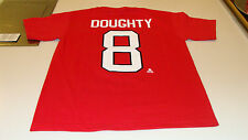 Team Canada 2014 Sochi Winter Olympics Hockey XXL Red Drew Doughty T Shirt