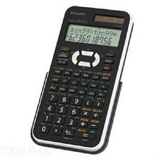 Sharp EL-506XBWH Scientific Calculator 449 Functions- 2 Line(s)- 12 Character(s)