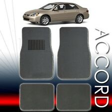 2007 2008 2009 2010 2011 2012 For HONDA ACCORD FLOOR MATS
