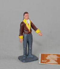 Corgi Toys No. 1505 Garage Attendant Original Figure - Brown Jacket