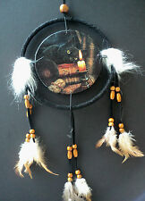 CAT LOVERS PET GIFT PRESENT DREAM CATCHER DREAMCATCHER BEDROOM DECORATION