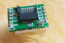 SD/TF Card MP3 Voice Module Sound Music Player U-disk Serial Control for Arduino