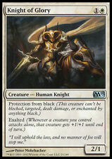 MTG KNIGHT OF GLORY FOIL - CAVALIERE DELLA GLORIA - M13 - MAGIC