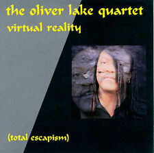 Virtual Reality: Total Escapism by Oliver Lake (CD, Sep-1992, Gazell...