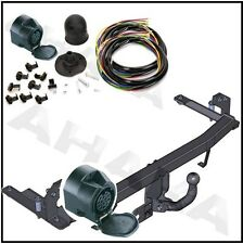 Towbar & Electric 13pin Opel / Vauxhall Corsa C 2000 to 2006 / swan neck