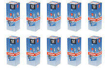 10 x Osram H3 HALOGEN Single Car Bulb 12V 55W HALOGEN 2 Pin 64151 HEADLIGHTS