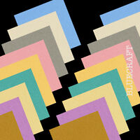 Centura Pearl Shimmer Pearlescent Two Sided Card A4, A3, A5, A6 in 9 Colours