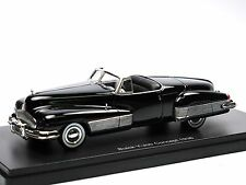 Neo Scale Models 43435 1938 Buick Y-Job 1. Concept Car black 1/43 OVP
