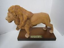 Walt Disney WDCC Chronicles of Narnia Aslan Lion Figurine Large A RARE FIND!