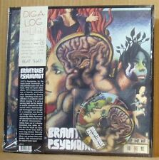 brainticket - psychonautl  LP  + CD! ! re-issue