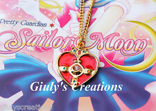 Collana ispirata Cristallo del Cuore SAILOR MOON manga anime Sailor Moon Heart
