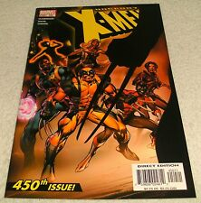 MARVEL COMICS X-MEN # 450 VF+ X23 Vs WOLVERINE