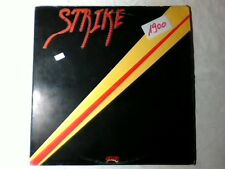 STRIKE Omonimo Same S/t 1981 lp RARISSIMO ITALIAN HEAVY METAL on SKYZO