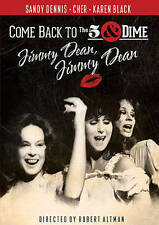 Come Back to the 5 & Dime Jimmy Dean, Jimmy Dean (DVD, 2014)