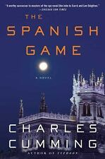 The Spanish Game: A Novel (Alec Milius) by Cumming, Charles