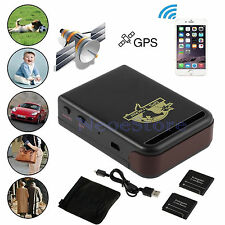 New Mini GPS Tracker Magnetic Car Vehicle Spy Personal Tracking Device TK102 UK