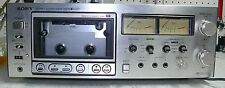 Sony EL-5 Elcaset Cassette Deck RARE! Metal housing With 16 tapes