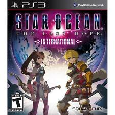 Playstation 3 PS3 Game STAR OCEAN: THE LAST HOPE - INTERNATIONAL