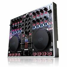 RELOOP DIGITAL JOCKEY 3 REMIX DJ MIDI CONTROLLER FOR N.I. TRAKTOR. JK PRO AUDIO