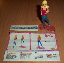 FT381 BARBIE IN JEANS + BPZ KINDER MERENDERO JOY INDIA 2014/2015