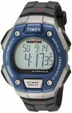 Timex TW5K86000, Men's Ironman 50-Lap Resin Watch, Alarm, Indiglo,  TW5K860009J