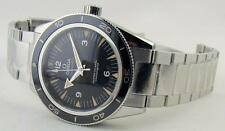 New Omega Seamaster 300 Retro Master Co-Axial Steel 41 mm 233.30.41.21.01.001