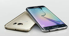 Samsung Galaxy S6 Edge SM-G925F (Latest Model) - 32GB - Black Sapphire GRADE -A-