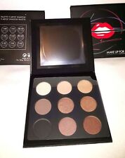 Make Up Forever 9 Artist Shadow #1 palette eye shadow NEW-UNBOXED