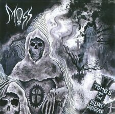 Tombs of the Blind Drugged by Moss (Doom) (CD, Jul-2009, Metal Blade)  NEW