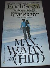 Man Woman and Child by Erich Segal 1981 Paperback
