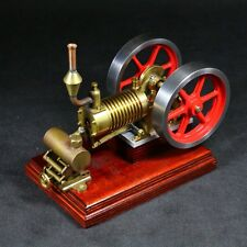 """Flame eater """"Nick"""" with burner Premilled material kit flame licker engine"""