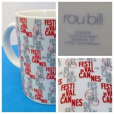 66th CANNES International Film Festival France 2013 Porcelain Mug PRIORITY MAIL