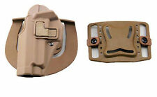 Tactical Serpa Concealment left-Hand Holster For SIG SAUER P226 P228 P229 Tan